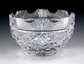 Heritage Irish Crystal Bowl
