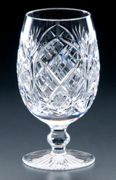 Crystal Water Glass