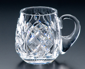 Irish Crystal Punch Cup