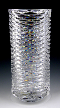 Heritage Cut Irish Crystal Vase Sale