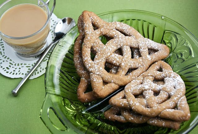 Celtic Knot Cookies Recipe