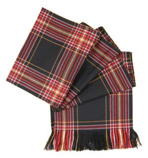 Fire Fighters Tartan Sash