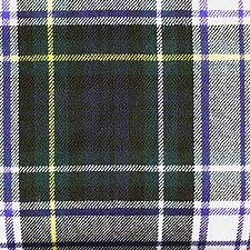 Campbell Clan Dress Tartan