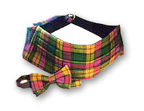 Tartan Plaid Cummerbund and Bow Tie Sets