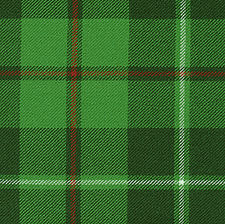 Galloway District Tartans - Hunting Green Modern