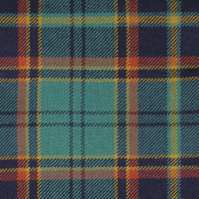 County Antrim Irish Tartan