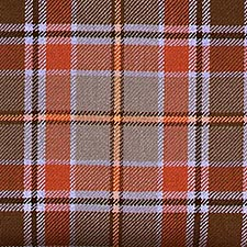 Irish County Leitrim Tartan