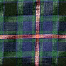 County Offally Irish Tartan