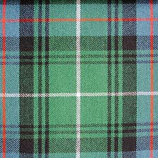 MacDonald Clan Tartan - Hunting Ancient (MacDonald of the Isles)