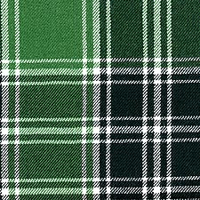 MacDonald Lord of the Isles Tartans - Green