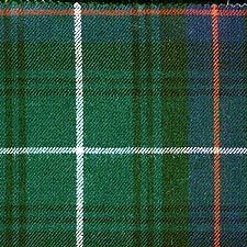 MacDonald Clan Tartan - Hunting Modern (MacDonald of the Isles)