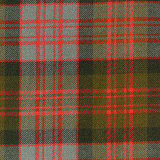 MacDonald Clan Weathered Tartan