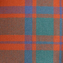 MacKintosh Red Ancient Tartan
