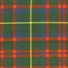 MacIntosh Hunting Ancient Tartan