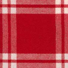 Menzies Red & White Dress Tartan