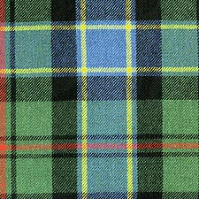 Ogilvie Hunting Ancient  Tartan