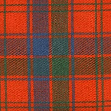 Robertson Red  Ancient  Tartan
