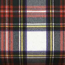 Stewart Tartan - Dress Stewart