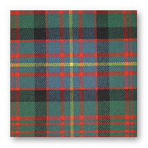 Tartan Swatch: Cameron of Erracht Ancient