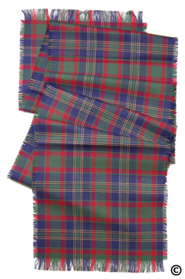County Cork Irish Tartan Plaid