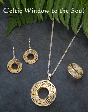 Keith Jack Window to the Soul Jewelry