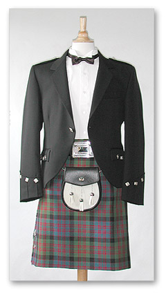 Semi-Formal Kilt Package - Argyll Outfit