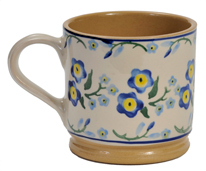 Forget Me Not Large Mug