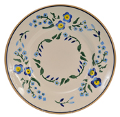 Forget-Me-Not Side Plate