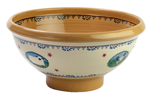 Landscape XL Salad Bowl