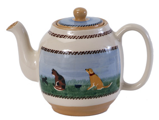 Golden Retriever Tea Pot