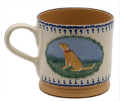Blonde Lab Coffee Mug