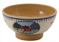 Nicholas Mosse Pottery Farmhouse Bowl