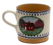 Nicholas Mosse Pottery Farmhouse Mug