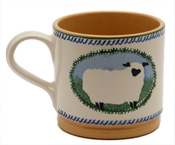 Sheep Pottery