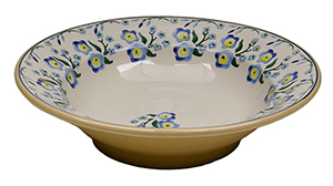 Forget-Me-Not Soup Bowl
