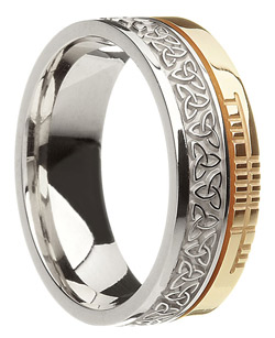 Irish Faith Wedding Ring