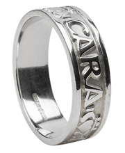 My Soulmate Gaelic Ring