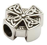 Tara's Diary Celtic Cross Charm