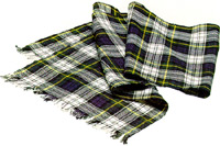 Tartan Plaid Scarf Available in 500 Tartans