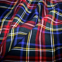 Custom Tartan Throws