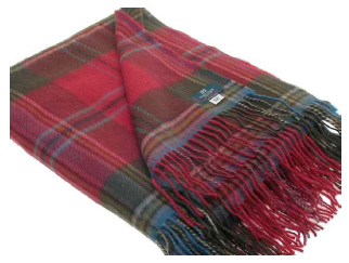 MacLean of Duart Weathered Throw