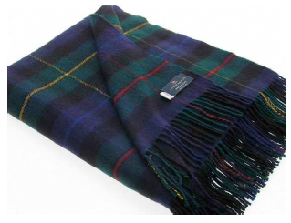 Smith Tartan Blanket