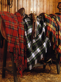 Tartan Plaid Throws